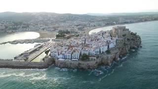 Peñíscola by Drone 2017