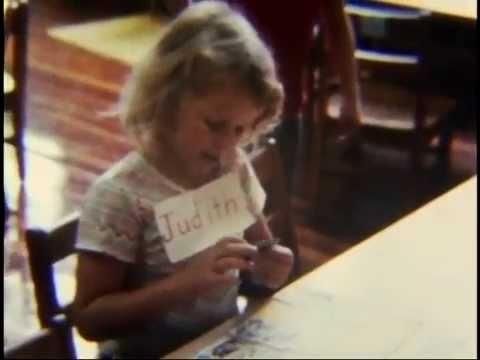 Lakeside School - Eden, NC - 1st Grade - 1977? - Mrs. Barton