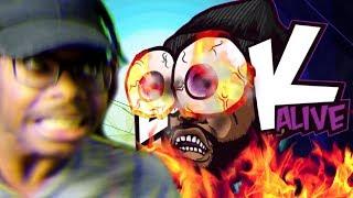 SUBLIMINAL SHOTS! | Joyner Lucas - Look Alive Remix | Reaction