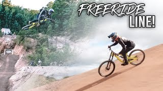 INSANE FREERIDE MTB LINE in Germany!