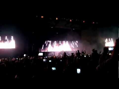 Paul Kalkbrenner Live @ Fiera Milano Rho - 22 March 2013 - Part 1 (HD HQ) - Opening