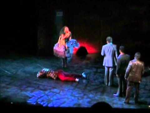 Deloris Chase Scene - Sister Act (Broadway)