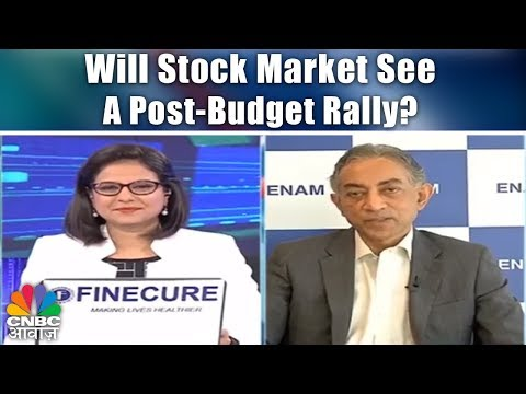 Will Stock Market See A Post-Budget Rally? | Nifty Analysis | CNBC Awaaz