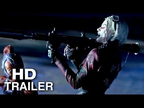 *FIRST LOOK* The Suicide Squad (2021) OFFICIAL TEASER TRAILER – DC Fandom 2020 Sneak Peek