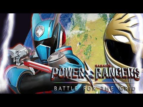 Shadow Ranger VS The World LIVE! Power Rangers Battle For The Grid (Community Stream)