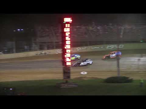7 7 18 Merrill Downey Memorial Ump Modifieds B Main #1 Lawrenceburg Speedway