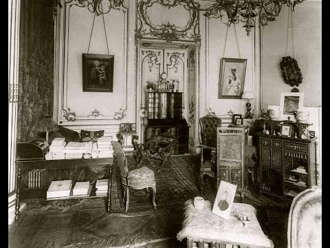 Imperial Russian Interiors: 1 -The House of Countess S. V. Panina