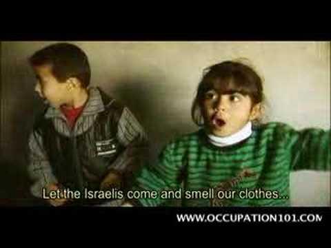 OCCUPATION 101: Gaza's Reality