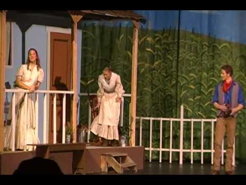 Vallivue High School Drama Oklahoma