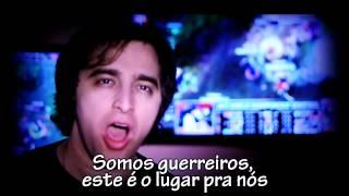 """League of Legends - """"Warriors"""" em português [Teaser]"""