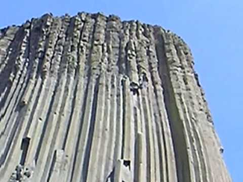 Devils Tower National Monument, Wyoming Timelapse