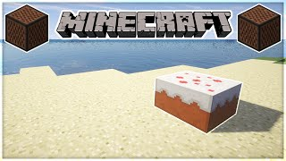 ♪ [FULL SONG] MINECRAFT Cake By The Ocean by DNCE in Note Blocks (Wireless) ♪