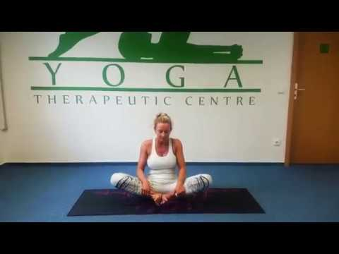 Yoga - exhibition (Zuzana)