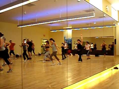 Campeones de la Salsa - Willy Chirino - Salsa Dance Choreography by Tania Amthor