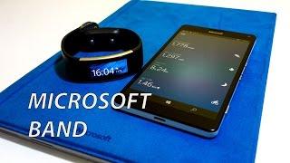 review da microsoft band 2 gravado em 60fps com o lumia 950 xl
