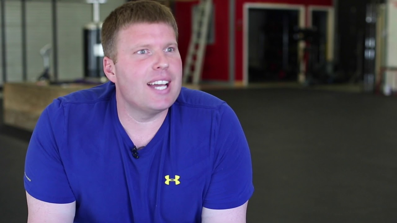 Former LSU Football Player is back in action after spine ...