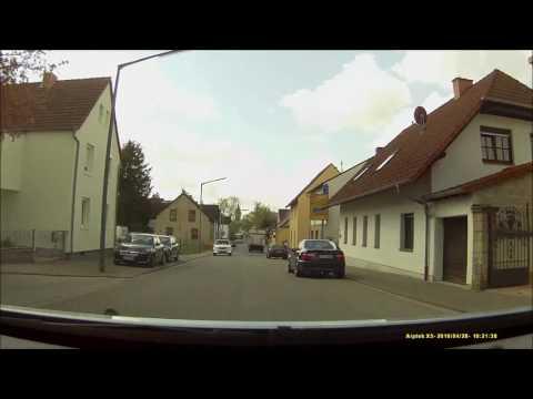 Ortsdurchfahrt In Rheinhessen/MZ: Nieder-Olm (Nord Rein, West Raus)