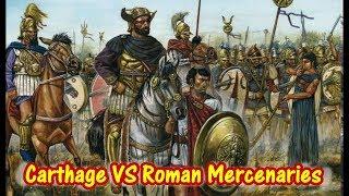 Hail Caesar! Battle Report:  Carthage invades Roman farmland!