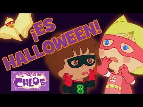 La magia de Chloe - ¡Es Halloween!   Diversión de Disfrazarse