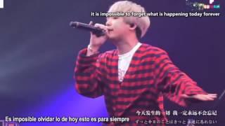 FTISLAND - COME ON GIRL Live (Sub Espa?ol & English) Karaoke