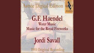 Music For The Royal Fireworks, HWV 351 - Bourrée
