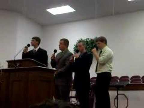 Sons of Faith sing Forwarding Address