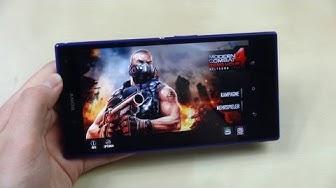 Sony Xperia Z Ultra: Gaming & Spiele | SwagTab