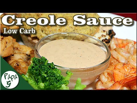 Low Carb Creole Sauce - Simple and Easy never tasted so good