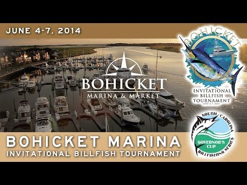 2014 Bohicket Billfish Invitational Tournament Wrap Up - SC Governors Cup