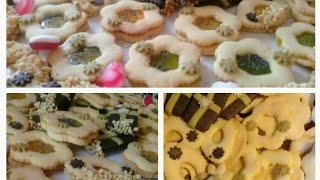 أنجح وأروع عجين صابلي سهل وهش بدون تقلص في الحجم(حلويات العيد)