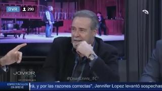 Cesar Evora y Jorge Salinas en entrevista con Javier Poza