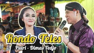 Gambar cover RONDO TELES - DIMAS TEDJO & PUTRI - TOP ONE MUSIC