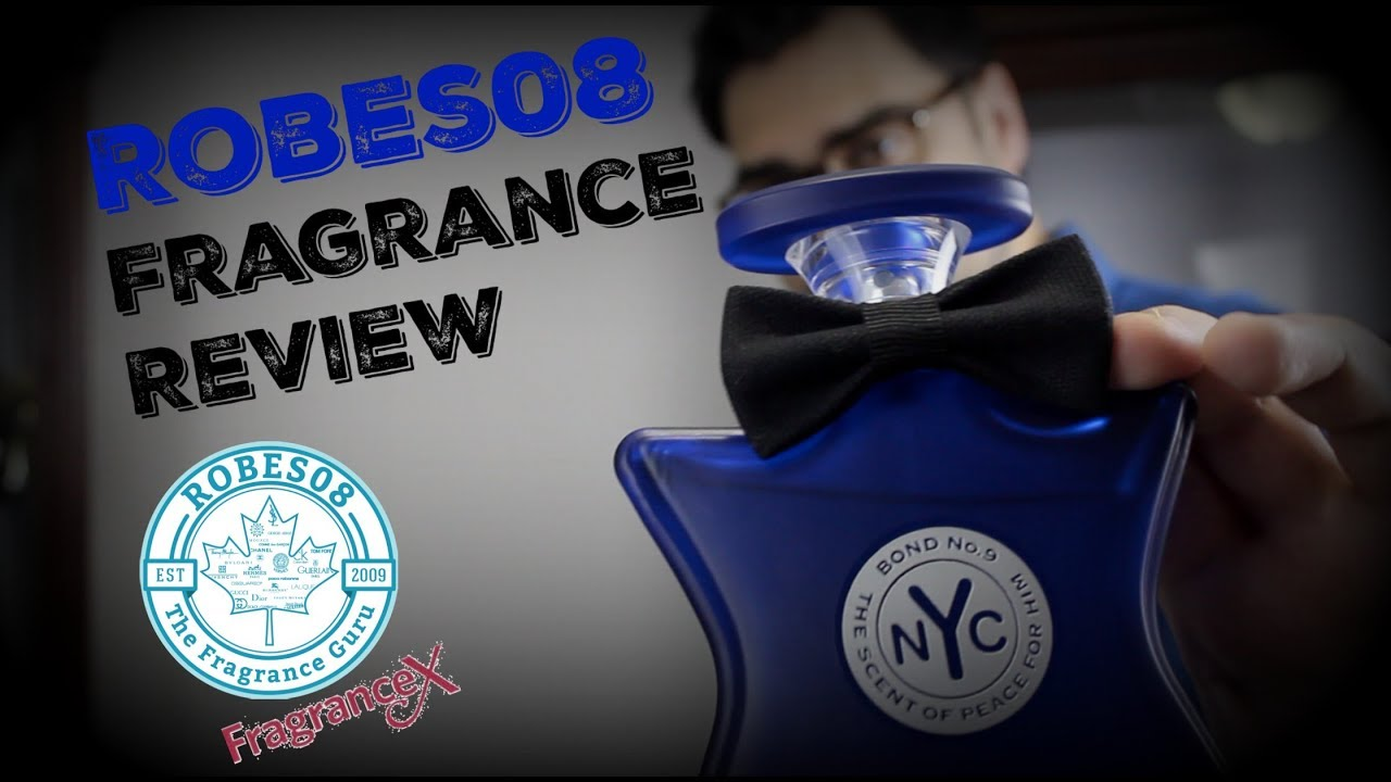 Scent of Peace for Him by Bond No. 9 Fragrance Review (2013) - YouTube 2df8f0521