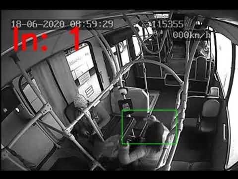 Contagem de passageiros - ONBOARD