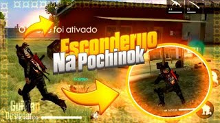 FREE FIRE- TOP ESCONDERIJO PARA CONSEGUIR PONTOS!!