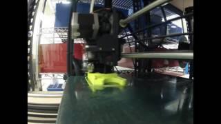 3D Printing a LulzBot Flexystruder Body Buy 3d printer cheap