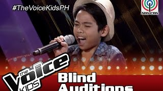 "The Voice Kids Philippines Blind Auditions 2016: ""It Will Rain"" by Al Vincent"
