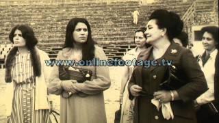 Muammar Gadaffi: Visiting in Yugoslavia, Josip Broz Tito