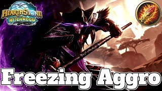 Aggro Freeze Mage Witchwood | Hearthstone Guide How To Play