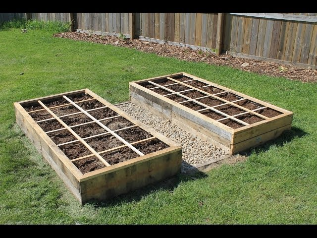 free pallet raised bed garden 10 steps with pictures - How To Build A Raised Vegetable Garden