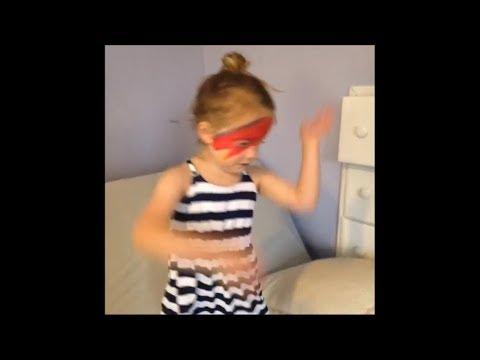 Funniest Little Girl PART 1 - Ava Katie Ryan