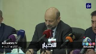 رئيس الوزراء المكلف د عمر الرزاز يلتقي رئيس وأعضاء مجلس النواب - (12-6-2018)