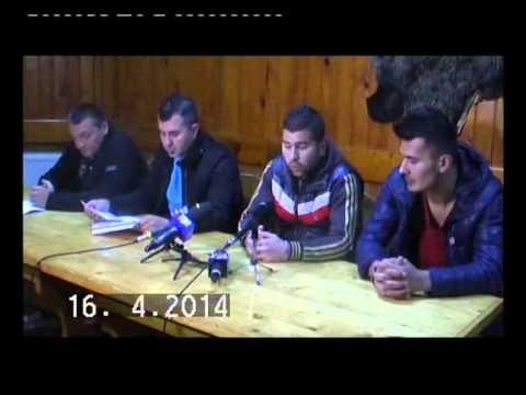 Daniel Tomescu - HINGHERII CONFIRMA CRUZIMILE SI ACUZA ASPA (Conferinta de presa 16.04.2014)