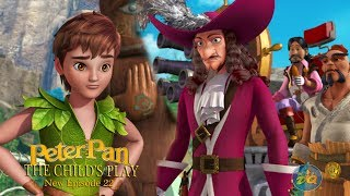 Peterpan Season 2 Episode 22 the Child's Play | Cartoon |  Video | Online