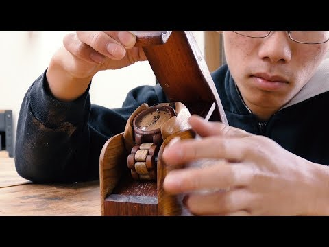 A Box For the Wooden Watch