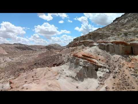 Mojave Desert Camp Trip
