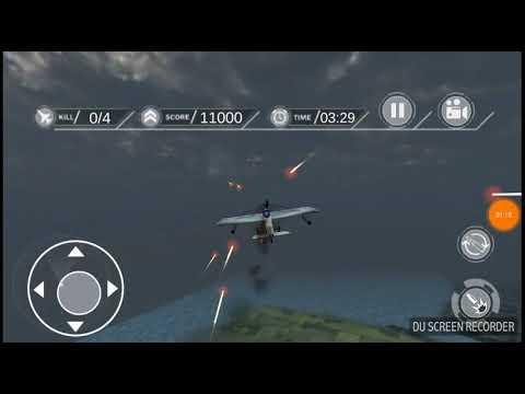 Aircraft Jet Fighter 2018 F18 Warrior Plane 3D