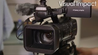 IBC 2016: Sony HXR-NX5R Camcorder