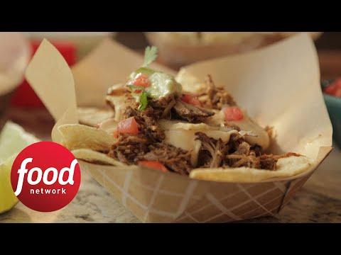 How To Make Damaris Leftover Fried Chicken Salad Food Network