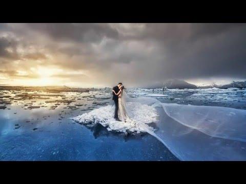 M GALLERY ICELAND PRE WEDDING